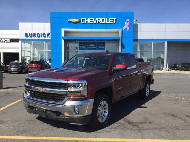 New 2017 Chevrolet Silverado 1500 in Cicero New York