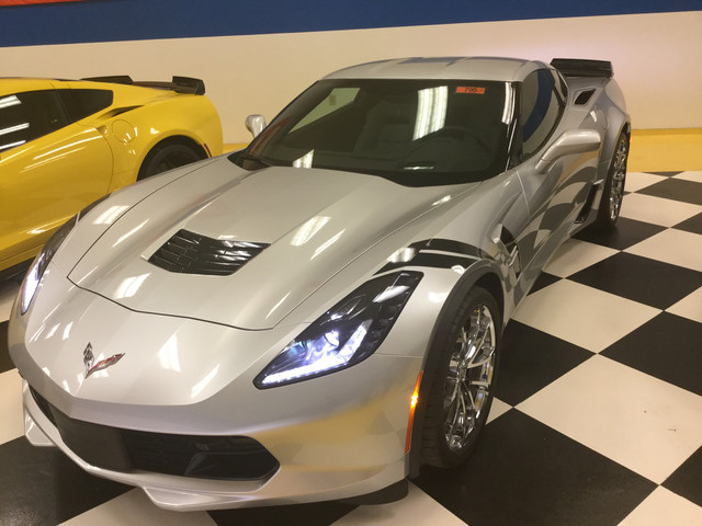 New 2017 Chevrolet Corvette in Cicero New York