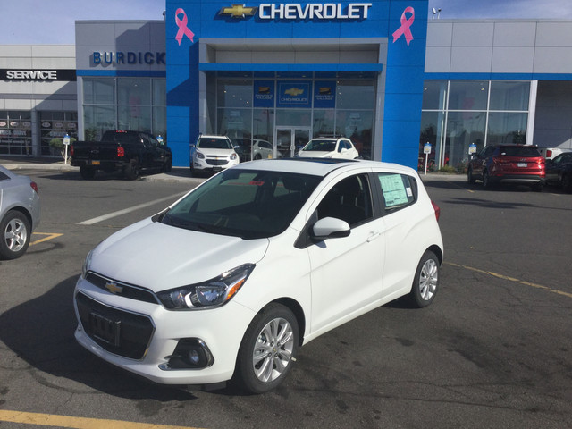 2017 Chevrolet Spark in Cicero New York