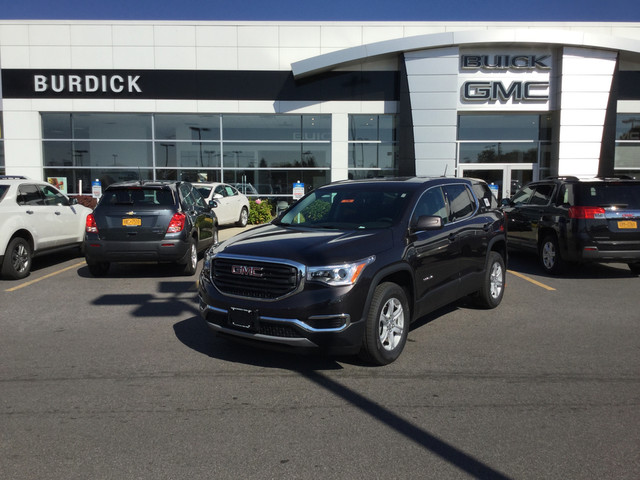 New 2018 GMC Canyon in Cicero New York