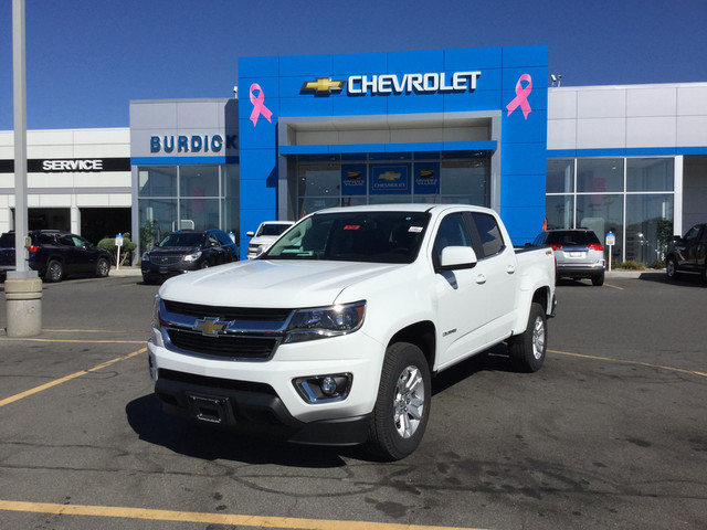 New 2018 Chevrolet Colorado in Cicero New York