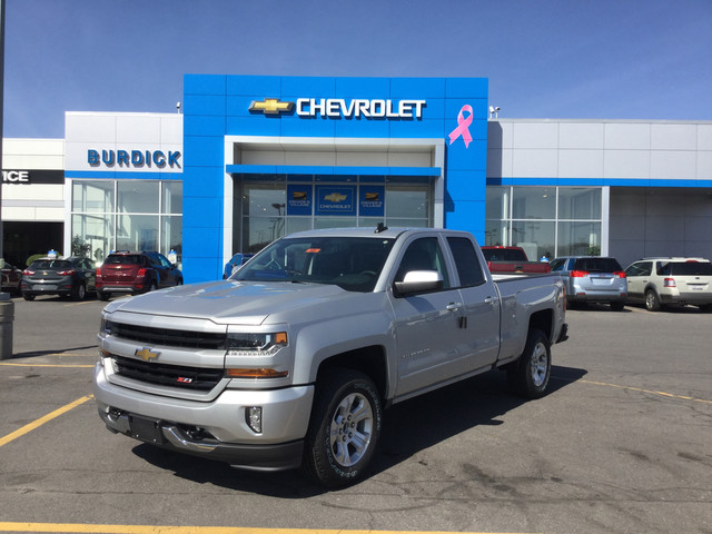 New 2018 Chevrolet Silverado 1500 in Cicero New York