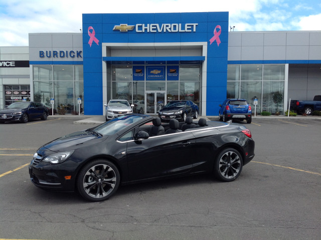 New 2017 Buick Cascada in Cicero New York