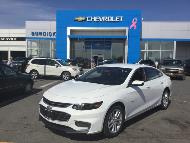 2018 Chevrolet Malibu in Cicero New York