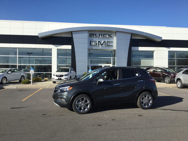 New 2018 Buick Encore in Cicero New York