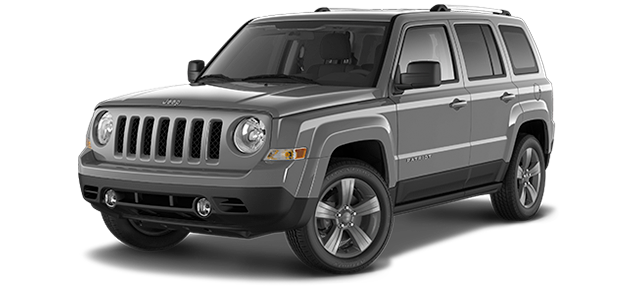 New 2017 Jeep Patriot in Cicero New York