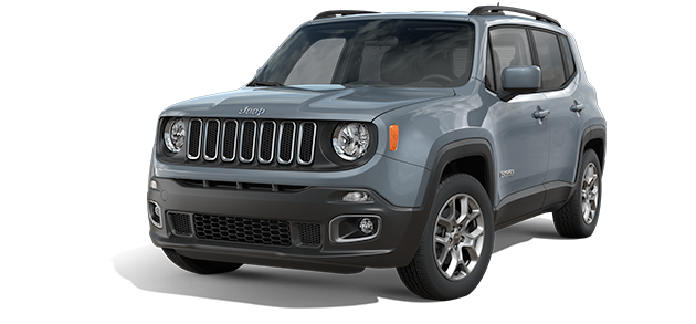 New 2016 Jeep Renegade in Cicero New York