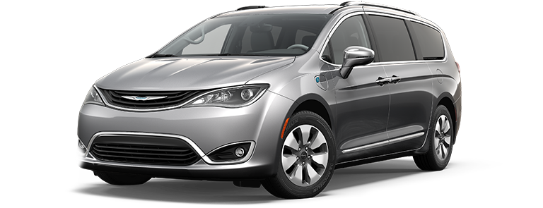 New 2017 Chrysler Pacifica in Cicero New York