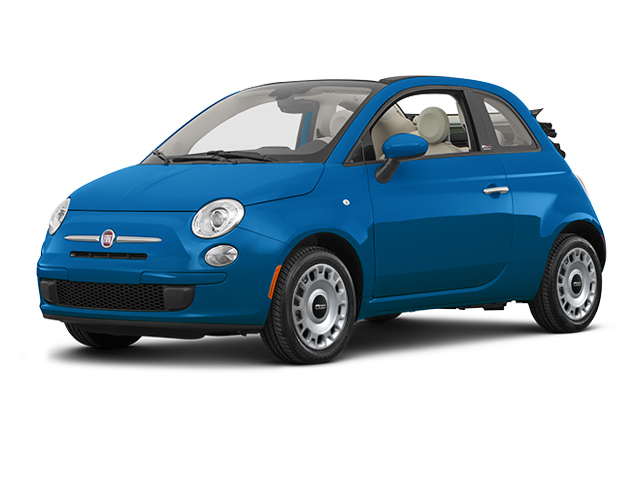 New 2017 Fiat 500C in Cicero New York