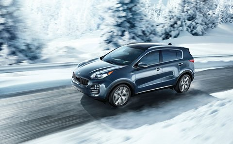 New 2017 Kia Sportage in Cicero New York
