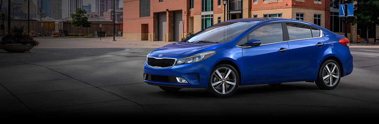 New 2017 Kia Forte in Cicero New York