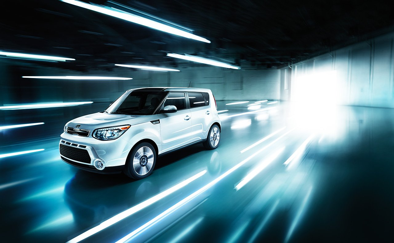 New 2018 Kia Soul in Cicero New York