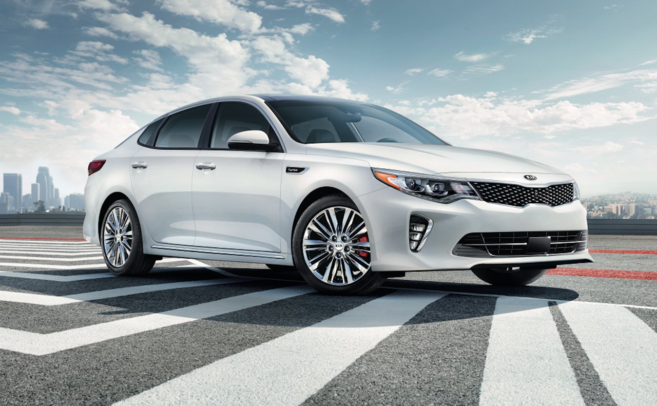 New 2018 Kia Optima in Cicero New York