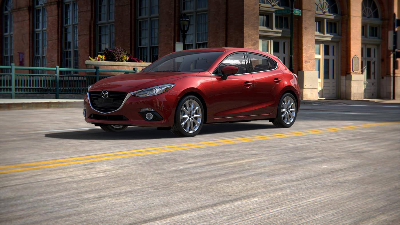 New 2017 Mazda Mazda3 Sedan in Cicero New York