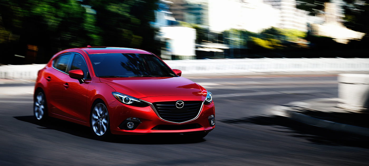 New 2017 Mazda Mazda3 Hatchback in Cicero New York