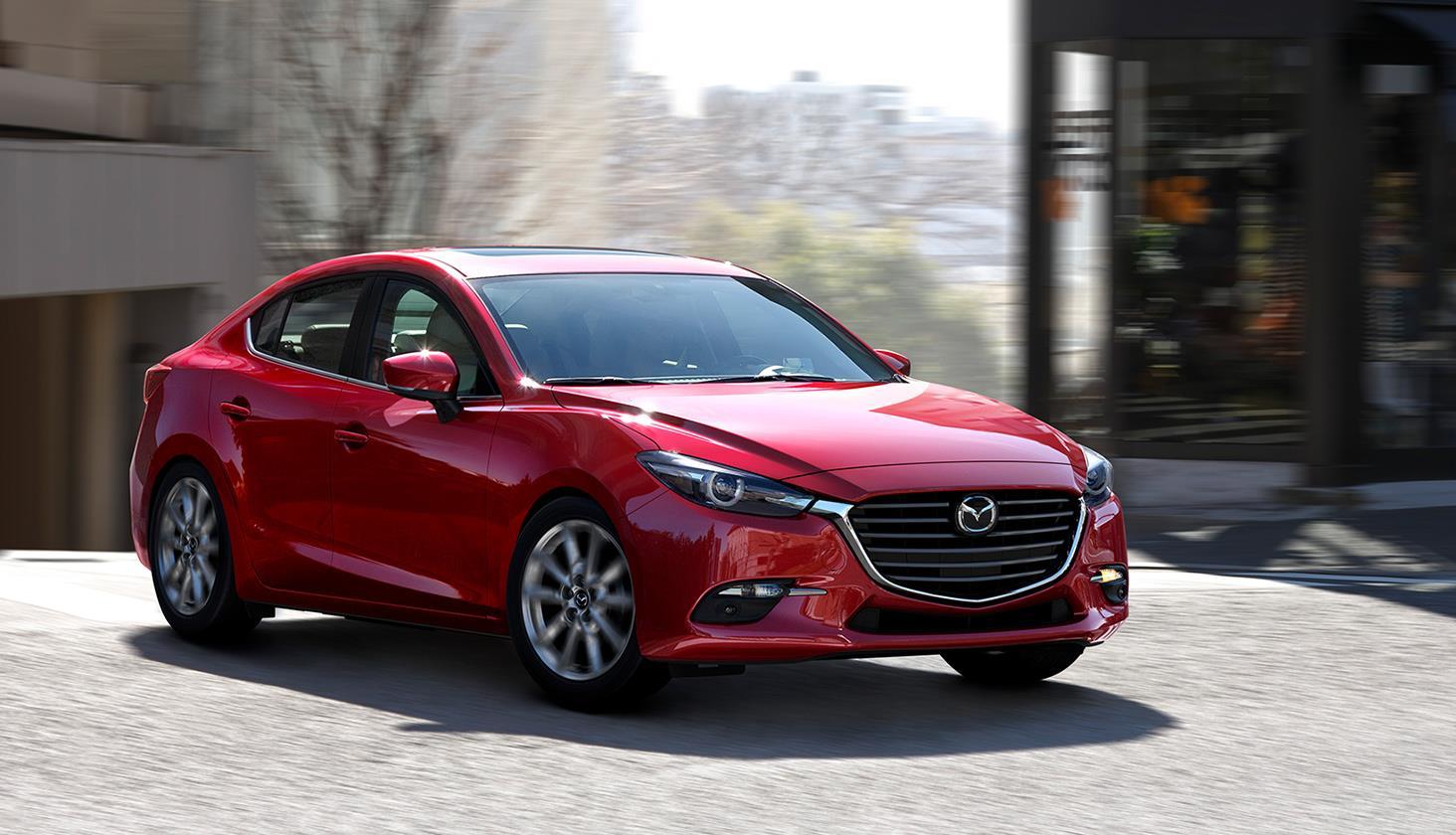 New 2017 Mazda MAZDA3 in Cicero New York