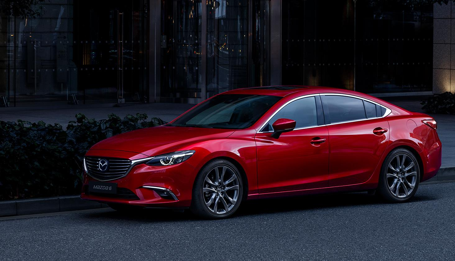 New 2017 Mazda Mazda6 in Cicero New York