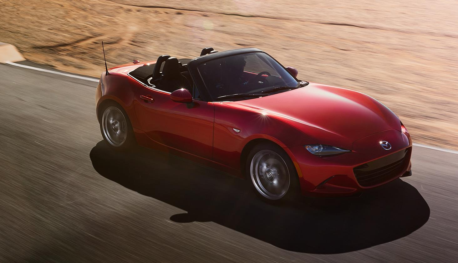 New 2017 Mazda MX-5 Miata in Cicero New York
