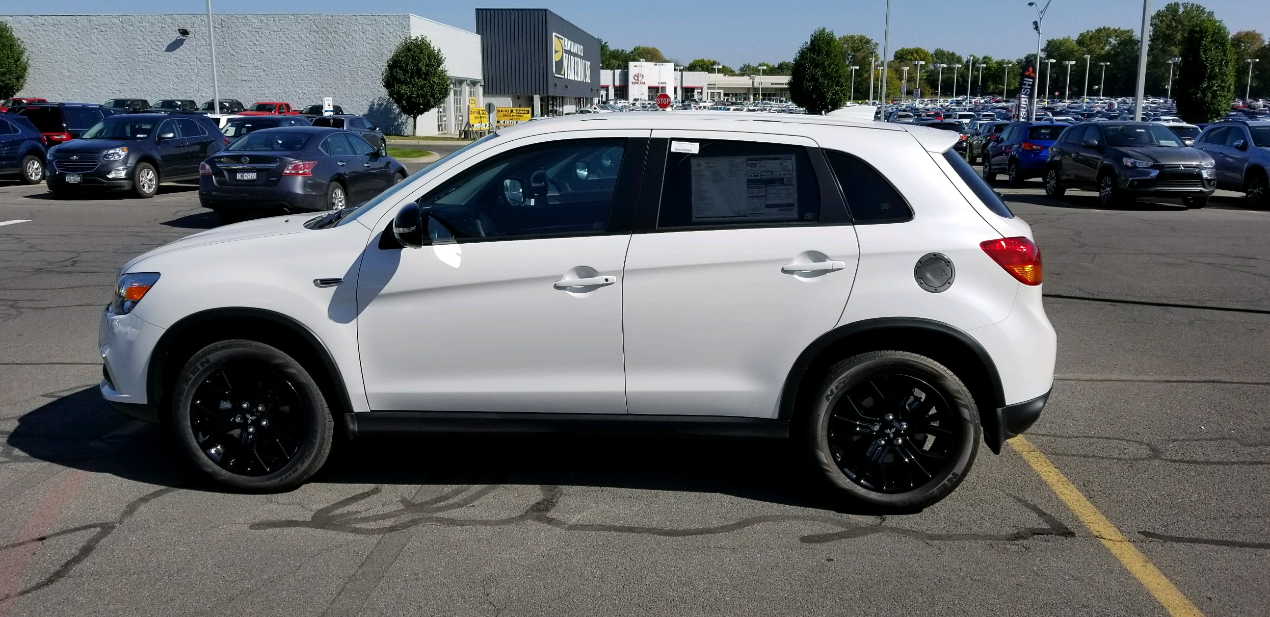 New 2017 Mitsubishi Outlander Sport in Cicero New York