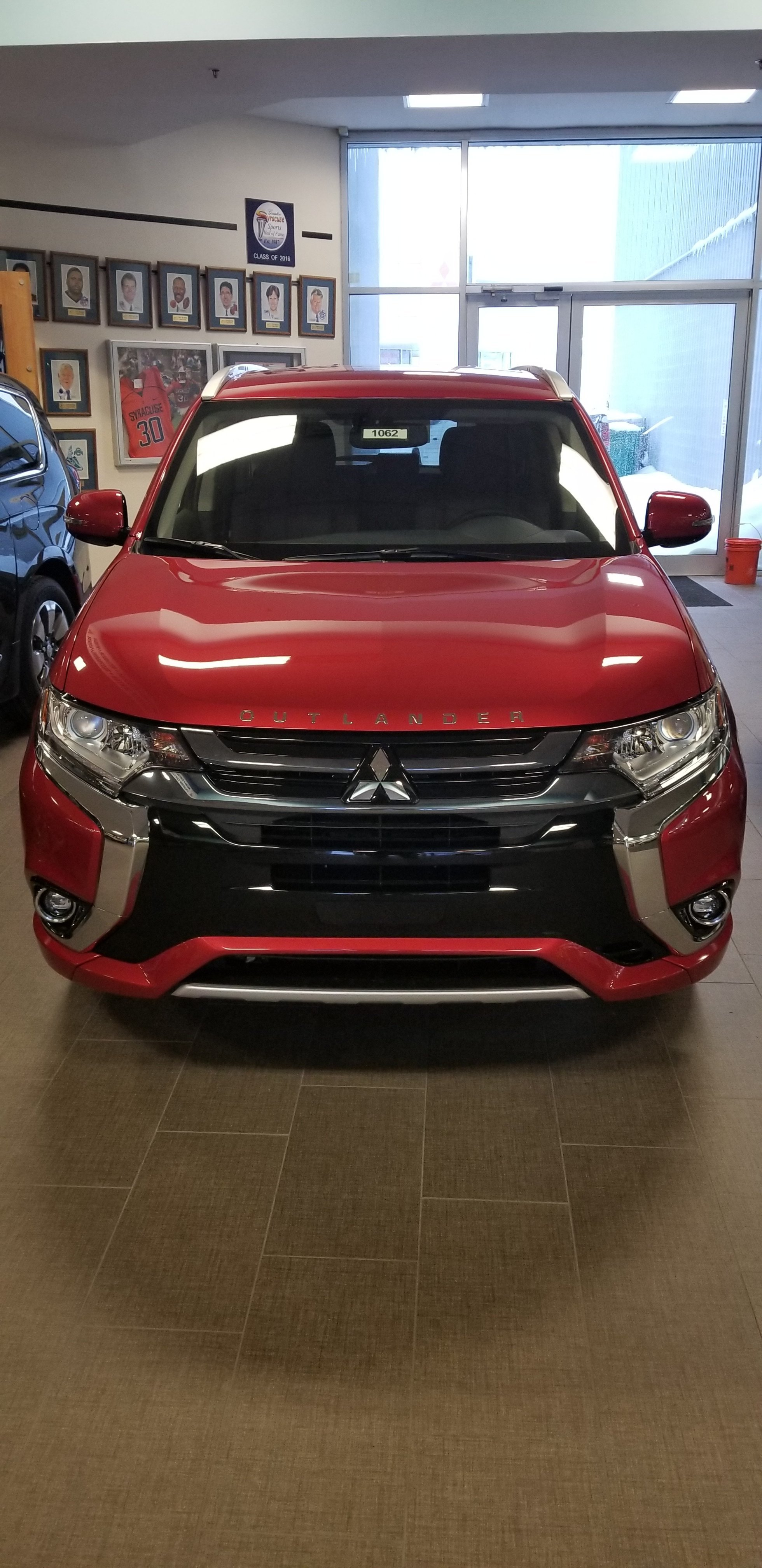 New 2018 Mitsubishi Outlander PHEV in Cicero New York
