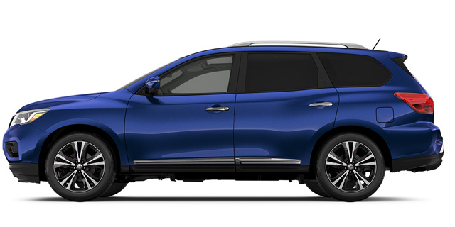 New 2017 Nissan Pathfinder in Cicero New York