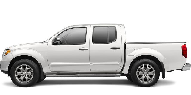 New 2018 Nissan Frontier in Cicero New York