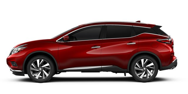 New 2018 Nissan Murano in Cicero New York