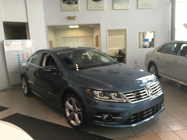 New 2016 VW CC in Cicero New York