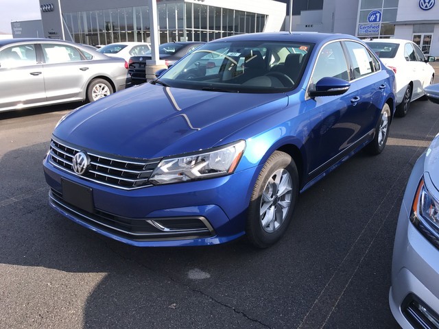 New 2018 VW Passat in Cicero New York
