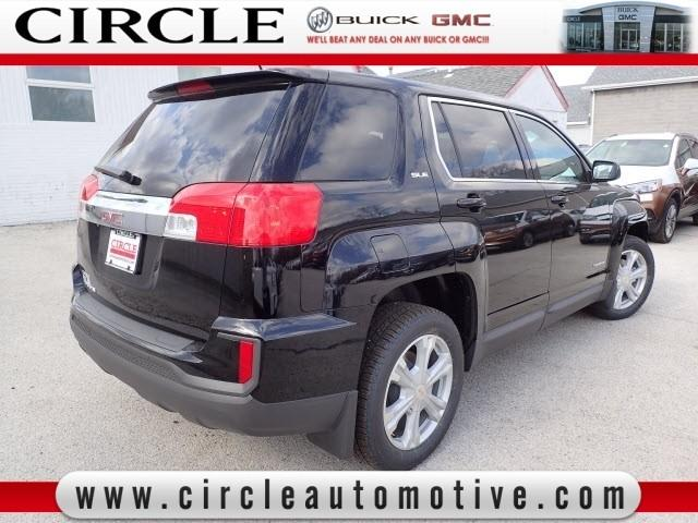 New 2017 GMC Terrain SLE for sale in Highland, Indiana