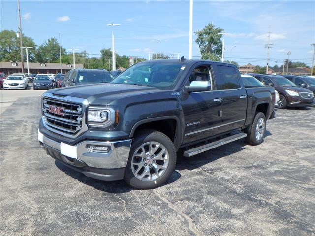 New 2017 GMC Sierra 1500 SLT for sale in Highland, Indiana