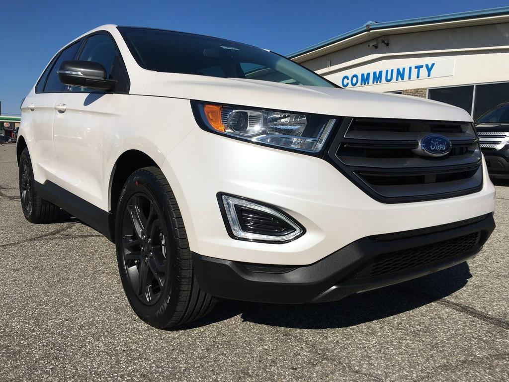 New  Ford Edge In Mooresville Indiana