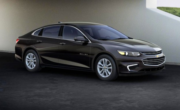 New 2016 Chevrolet Malibu in Park Ridge Illinois