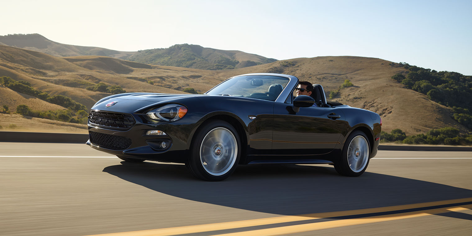 New Fiat 124 Spider for Sale Cicero NY