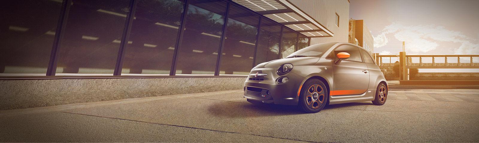 New Fiat 500e Exterior main image
