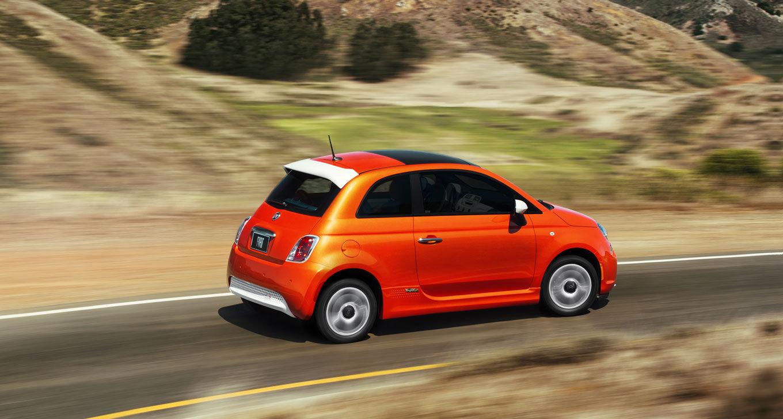 New Fiat 500e Exterior image 1