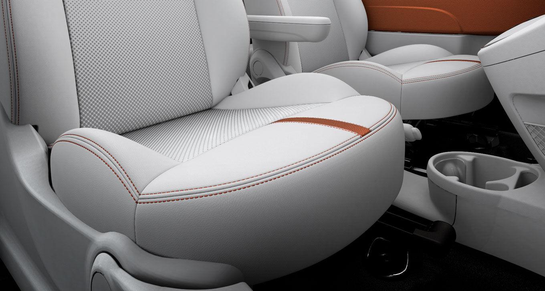 New Fiat 500e Interior image 2