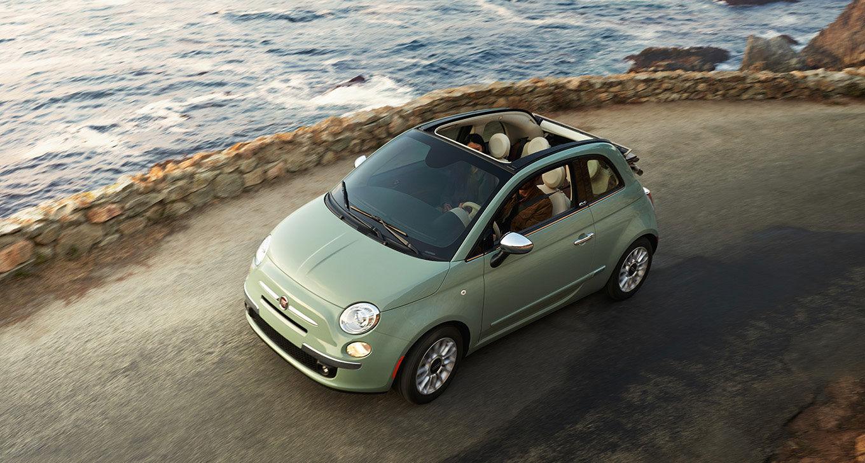 New Fiat 500C for Sale Cicero NY