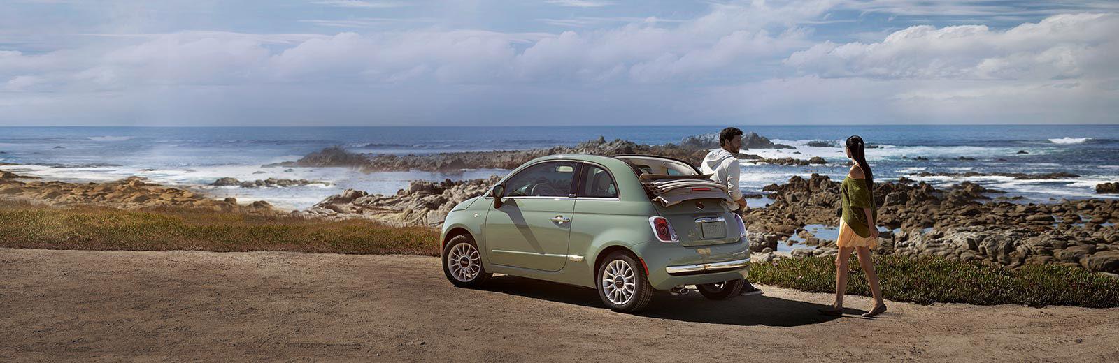 New Fiat 500C Exterior main image