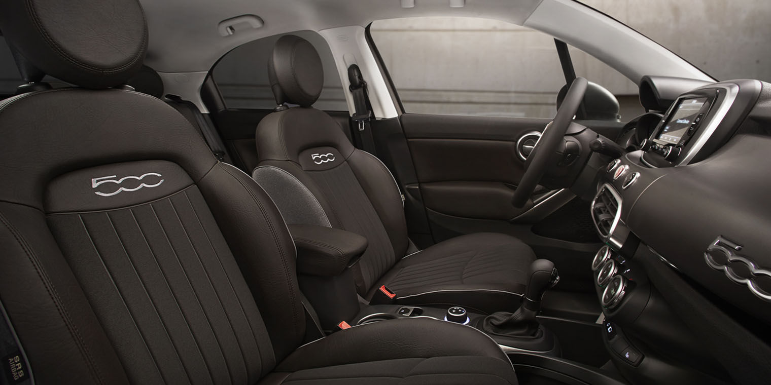 New Fiat 500X Interior image 1