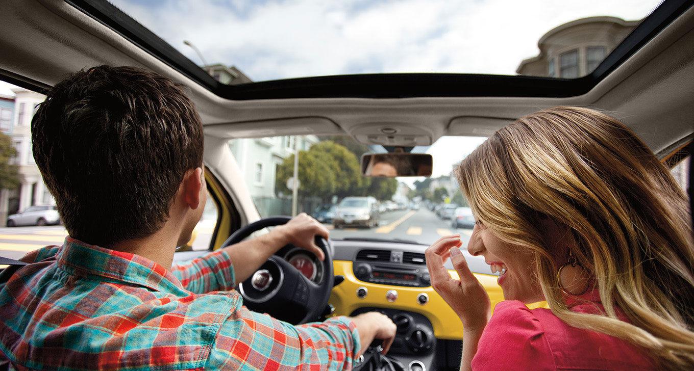 New Fiat 500 Interior image 1