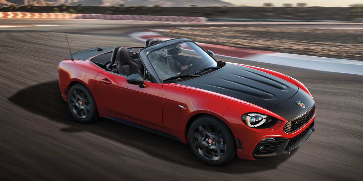 New Fiat 124 Spider for Sale Kirkland WA