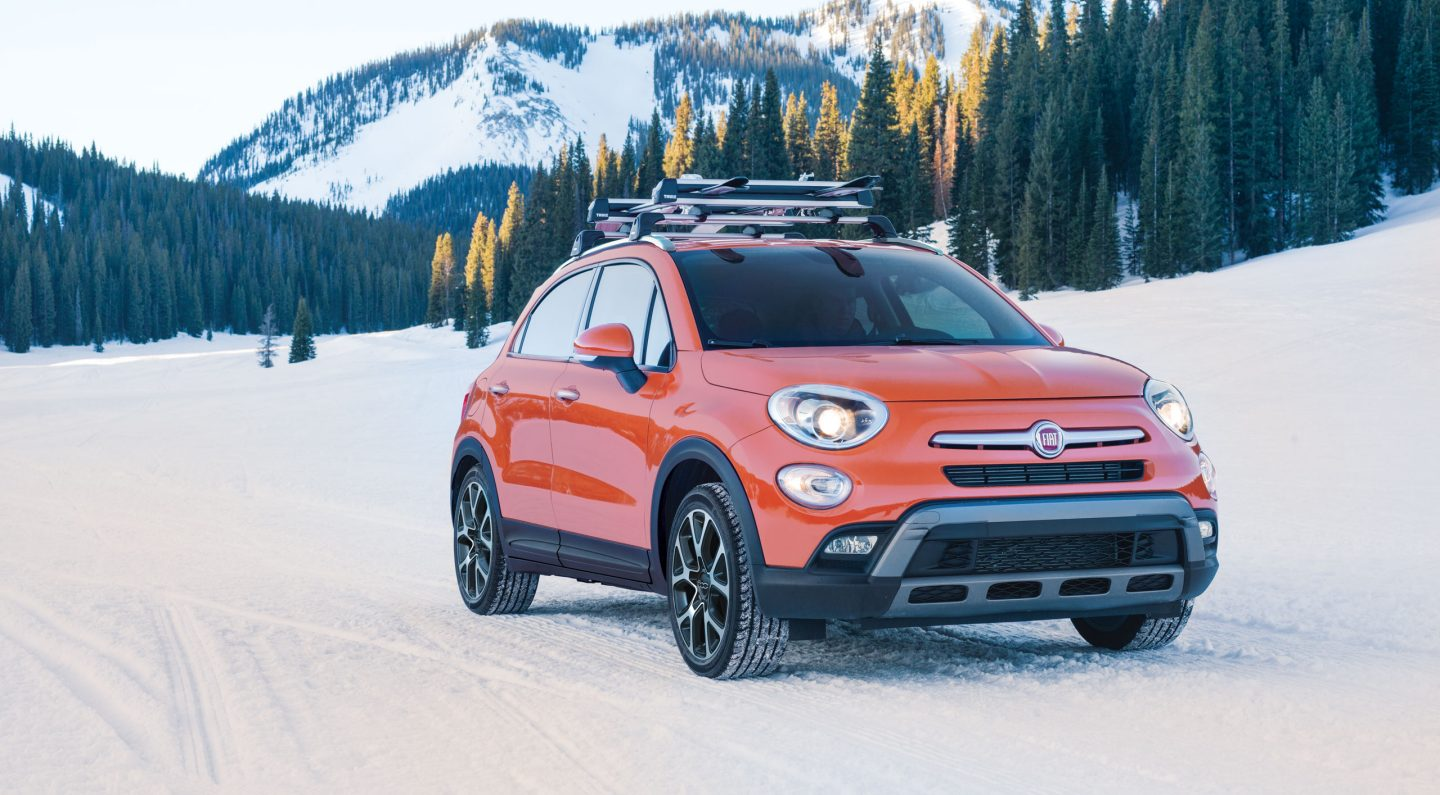 Fiat 500x lease specials