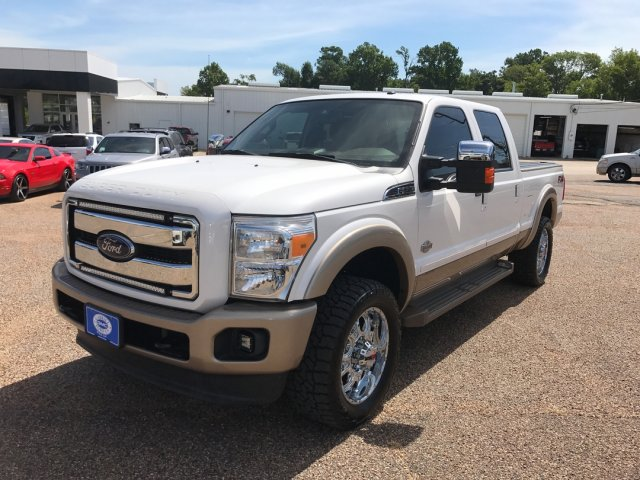Used 2014 Ford F-250 in Kilgore Texas & Used and Pre Owned Special Offers | North Kilgore TX markmcfarlin.com