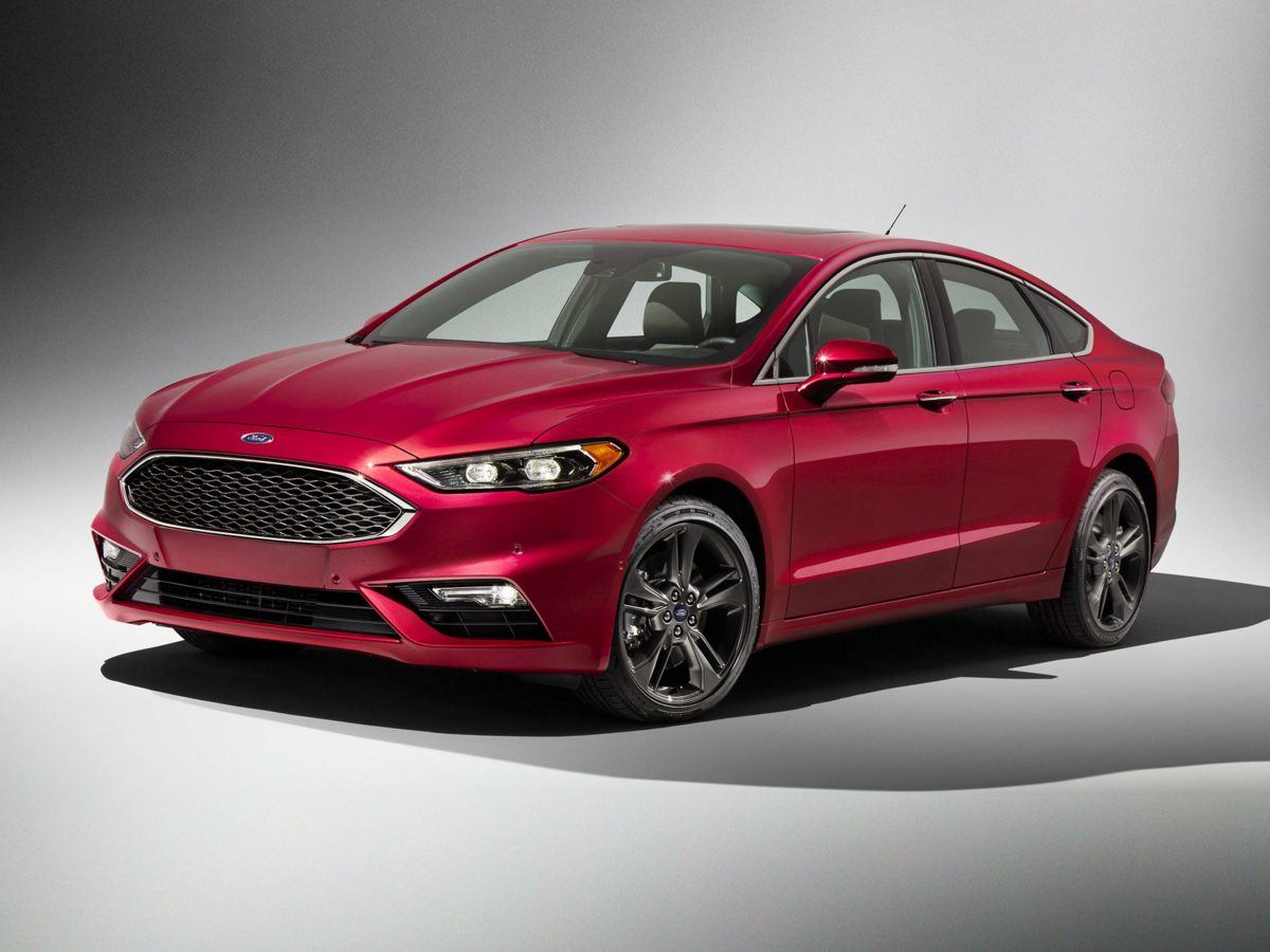 New 2018 Ford Fusion SE & Gary Crossley Ford | New Ford dealership in Kansas City MO 64158 markmcfarlin.com