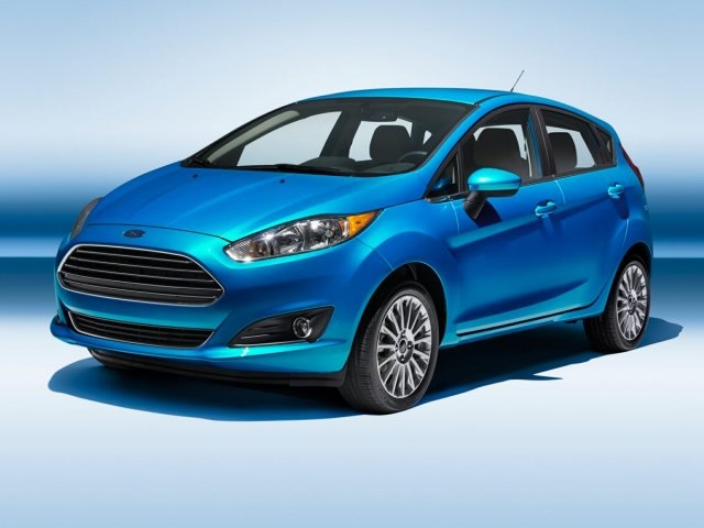 New 2017 Ford Fiesta SE & Gary Crossley Ford | New Ford dealership in Kansas City MO 64158 markmcfarlin.com