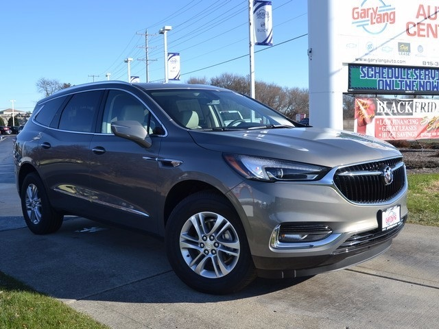 New 2018 Buick Enclave in McHenry Illinois