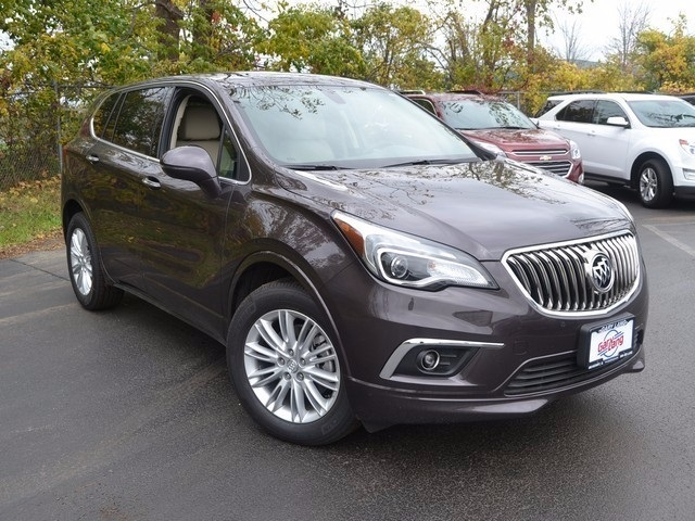 New 2017 Buick Envision in McHenry Illinois