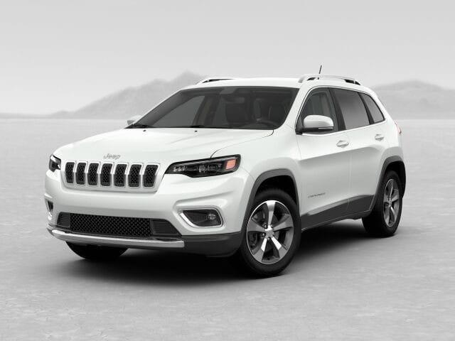 New 2019 Jeep Cherokee In Medford Massachusetts