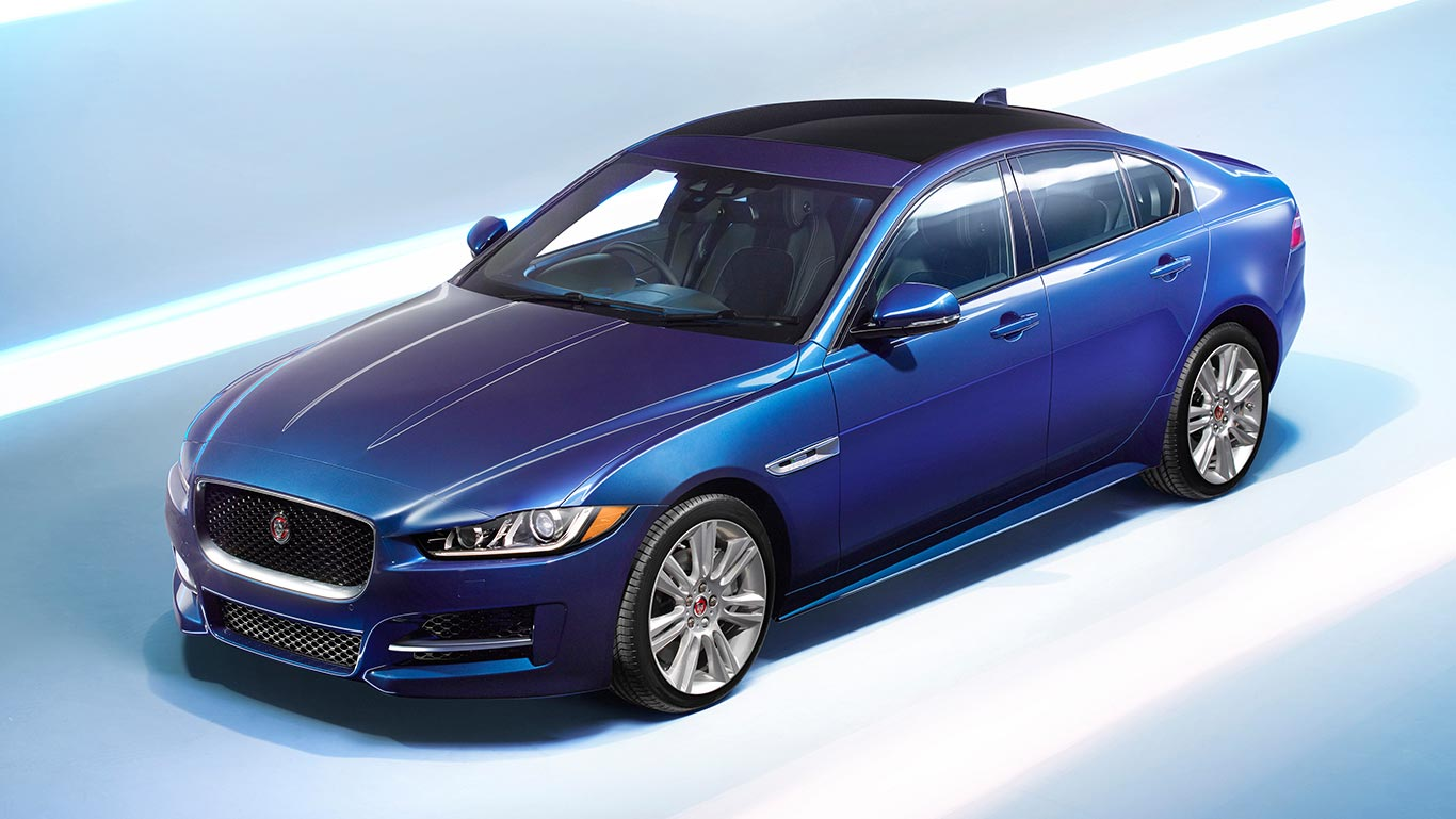 review jaguar los compact angeles pinterest car executive sport r autocar and pin lease diesel xe jaguarxe interiors